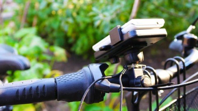 Support Smartphone Guidon De Vélo