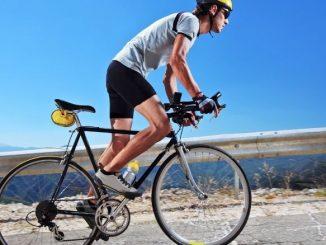 le record de vitesse à vélo